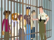 The Gang is in Jail