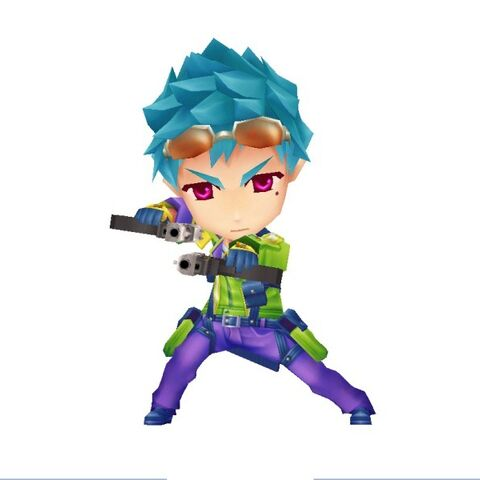 Shouji in-game