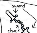 Sword-Chucks