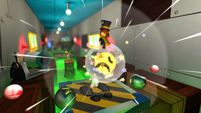 Hat in time train rush death wish