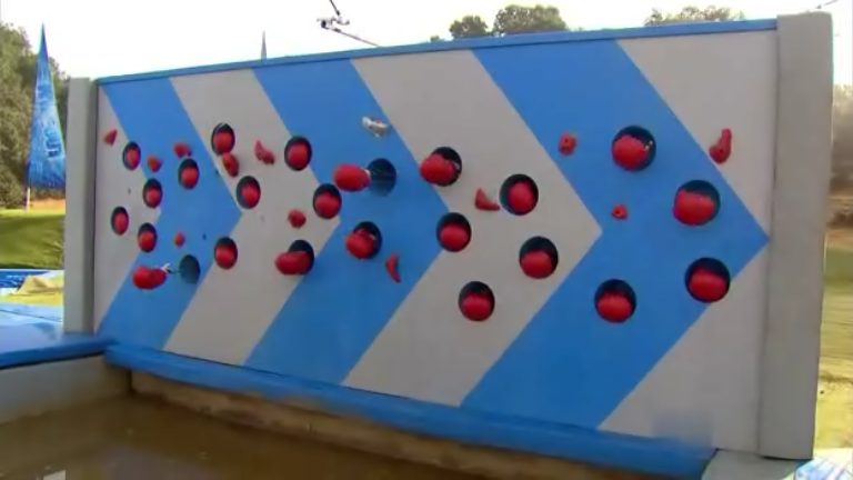 total wipeout usa blind date Wipeout: blind date 20: this could get ugly wipeout: blind date 20: this could get ugly wipeoutabc loading unsubscribe from.