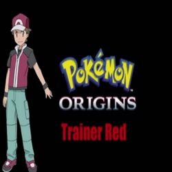 Pokemon Trainer Red Opening Logo
