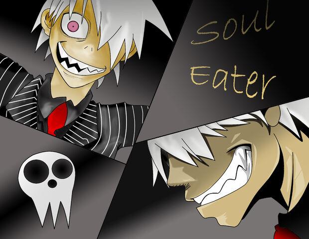 File:Soul Eater Evans by Hellsive13.jpg