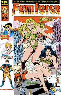 Femforce Vol 1 64