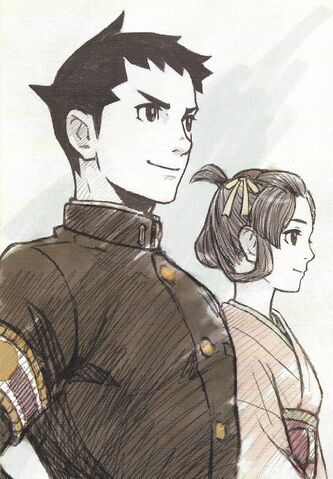 File:Ryuunosuke and Susato Ilustration.jpg