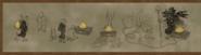 Tenma Taro Scroll