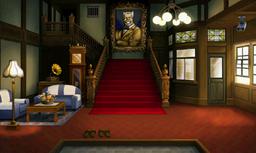 Kyubi Manor Foyer