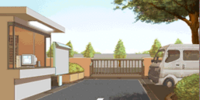 Studio - main gate