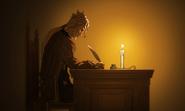 Belduke writing
