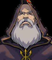 Labyrinthian Judge Portrait