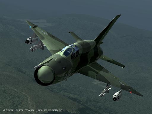 Croatian Air Force MiG-21 BIS & MiG-21 UM at Zemunik Air Base ...