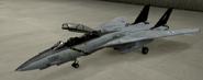 F-14D Standard color hangar
