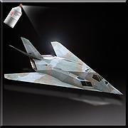 F-117A Nighthawk Event Skin 02 Icon
