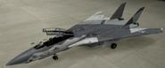 F-14D Knight color hangar