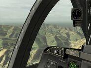 YA-10B cockpit ls