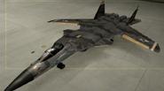 Su-47 Special color hangar