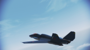 ASF-X Event Skin01 Flyby2
