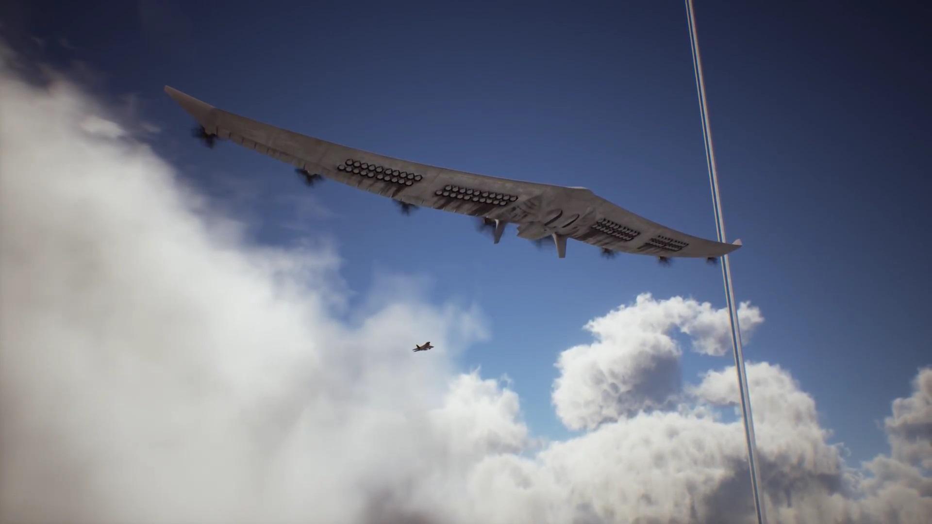 Ace combat x skies of deception 7