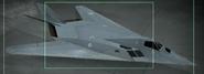 F-117A Osea color Hangar