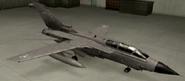 Tornado GR.4 Soldier color hangar