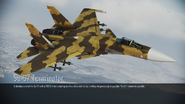 Su-37 Terminator loading screen