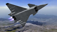 MiG-1.44 ACX Flyby 4