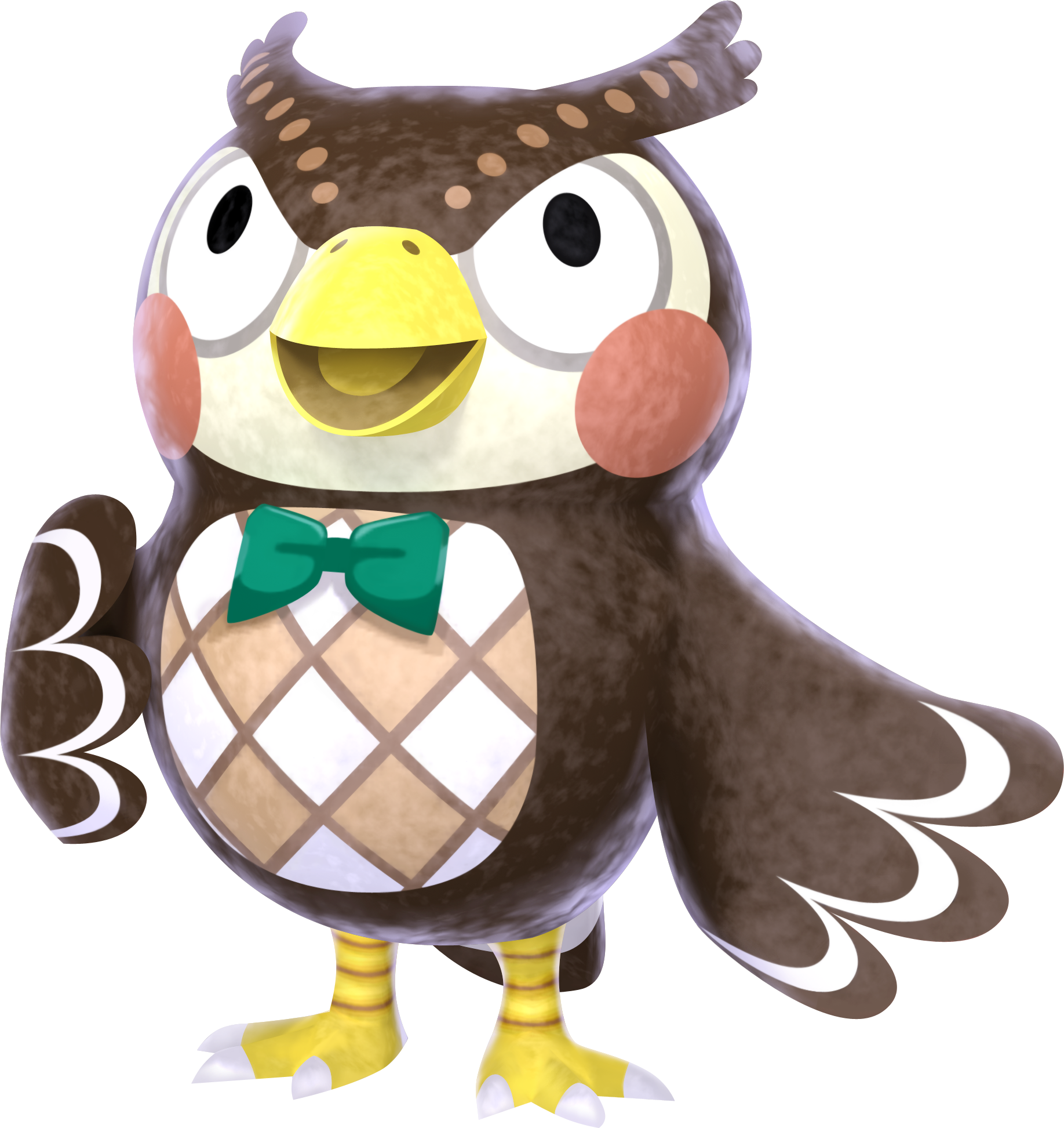 Image - Blathers.png   Animal Crossing New Leaf Wiki ...