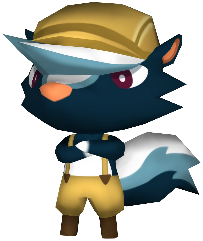 Kicks (character)   Animal Crossing New Leaf Wiki   Fandom ...