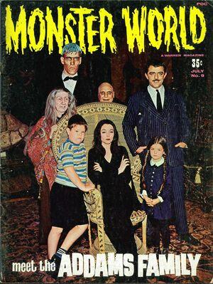 Af monster world