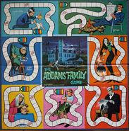 Af board game board