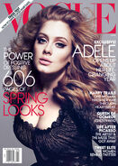 Adele vogue us
