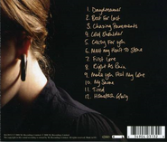 Adele 19 Back Cover