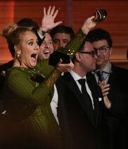 Adele Breaks Grammy