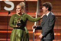 Adele grammy best song 130217