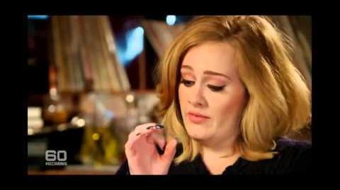 Adele - 60 Minutes Australia Interview (Part 2)