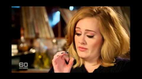 Adele - 60 Minutes Australia Interview (Part 2)