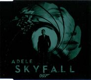 Skyfall CD Single 1