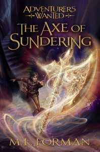 Book 5 The Axe Of Sundering Adventurers Wanted Wiki