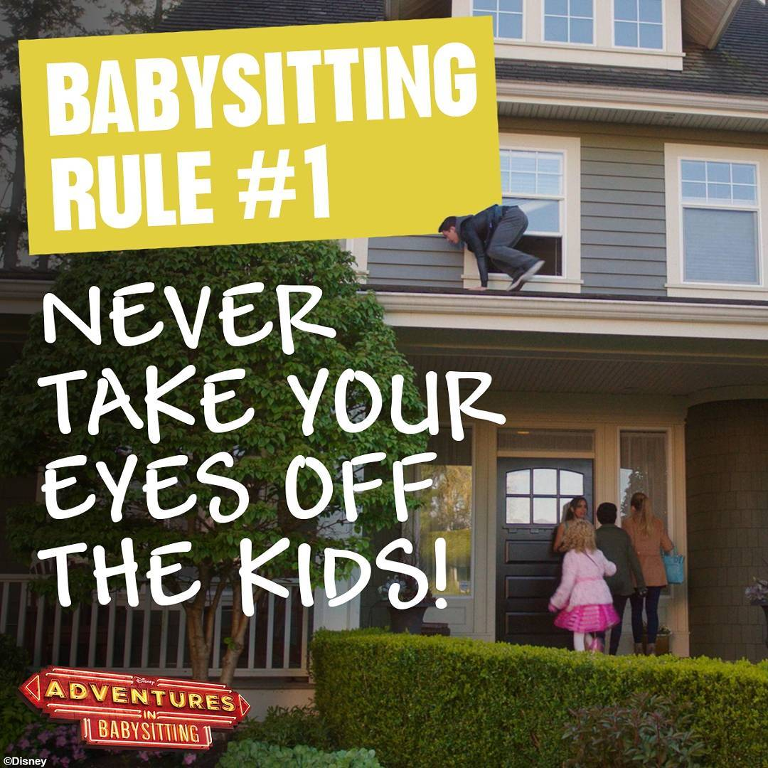babysitting rules adventures in babysitting wiki fandom rule1