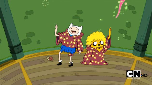 Все появления Улитки (Snail) Сезон 1 » Adventure Time