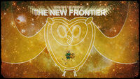 The New Frontier Title Card