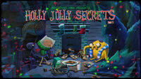 Holly Jolly Secrets Part 1