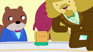 S6e42 Toronto and King of Ooo with James' mother