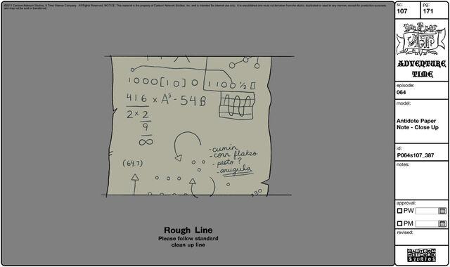 File:Modelsheet antidotepapernote - closeup.jpg