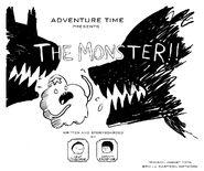 The Monster art