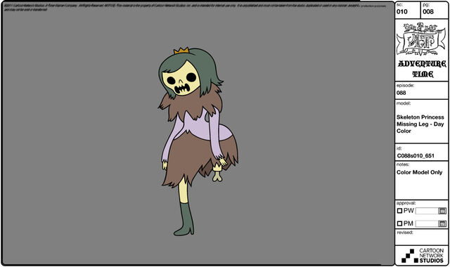 File:Modelsheet skeletonprincessmissingleg - daycolor.jpg