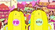 S6e42 Banana Guards wearing campaign pins