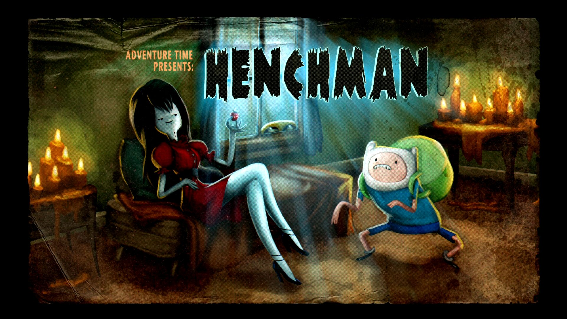 Henchman Transcript Adventure Time Wiki Fandom Powered