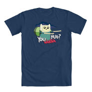 Finn t-shirt wanna hug