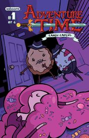Candy kingdom graphic novel